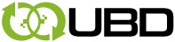 UBD logo
